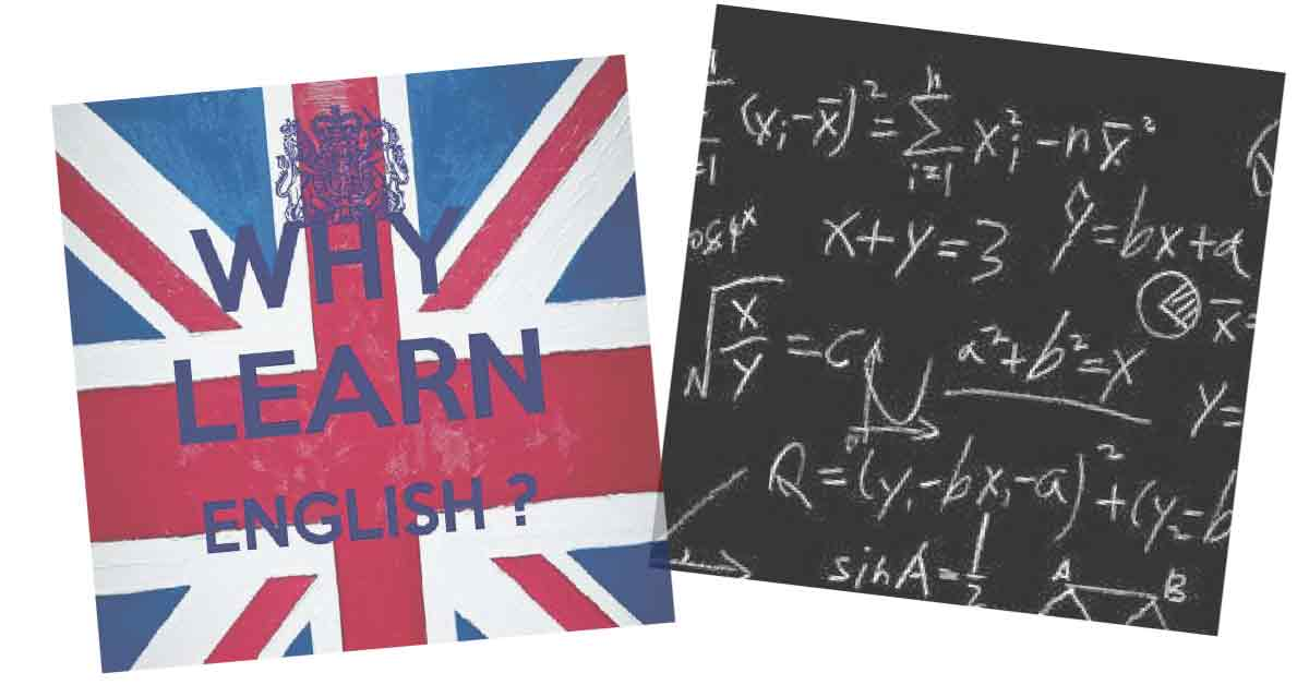 Des maths en anglais !