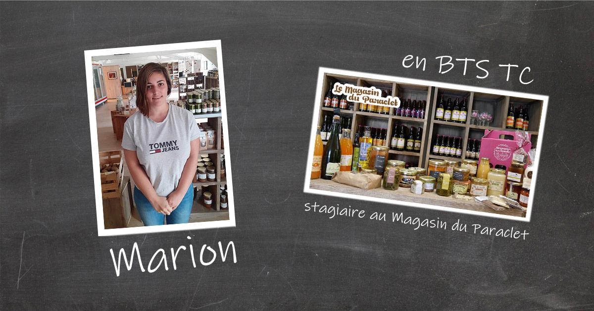 BTS-TC-portrait-marion-stage-magasin-paraclet
